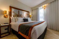 Habitación-del-Hotel-Eurostar-en-Andorra
