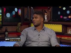 cool Alistair Overeem on his upcoming fight against Stipe Miocic at UFC 203, CM Punk's UFC debut and more