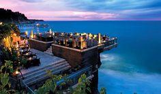 The Rock Bar in Bali