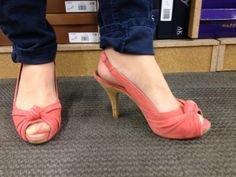 Who makes this shoe?  i tried it on at DSW and I wish I could find it again...