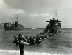 Troops of US Infantry Division land at Ste. Maxime in southern France, 15 Aug 1944 (US Army Center of Military History) Oral History, Us History, Military Units, Military History, Operation Dragoon, Provence, Magazine Street New Orleans, D Day Normandy, Free In French