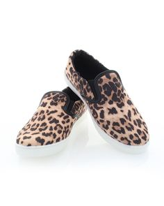 Leopardí mokasíny Amaret Trendy Fashion, Fashion Women, Vans Classic Slip On, Treats, Sneakers, Shoes, Women's Work Fashion, Sweet Like Candy, Tennis