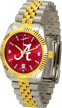 Alabama Crimson Tide Executive Anochrome Watch