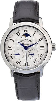 Raymond Weil Maestro Automatic Moon Phase