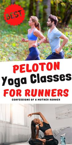 Add these short Peloton yoga classes for runners to your post workout recovery routine and feel the aah. running, runners, recovery, yoga, stretching Fit Board Workouts, Easy Workouts, Running Friends, Yoga For Runners, Post Workout, Workout Ideas, Health And Wellness Coach, Heath And Fitness, Yoga Classes