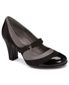 Aerosoles Shoes, Roler Rink Mary Jane Pumps - All Women's Shoes - Shoes - Macy's