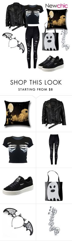 """""""#newchic"""" by landysh-1425 ❤ liked on Polyvore featuring VIPARO, Puma and Bling Jewelry"""