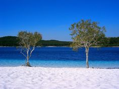 Fraser Island Australia  Just want to go because it has my name
