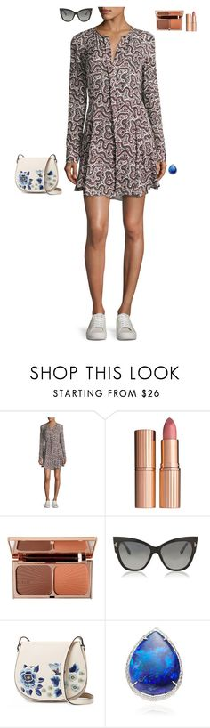 """Sightseeing in La Jolla"" by stylev ❤ liked on Polyvore featuring A.L.C., Charlotte Tilbury, Tom Ford and French Connection"