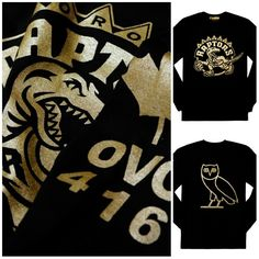 A look at the  Raptors X OVO X Drake Night t-shirts every ticket. Ovo  TorontoToronto RaptorsWe Are The ChampionsDrake OvoOctobers Very OwnNightSeason  ... a2f9522f4