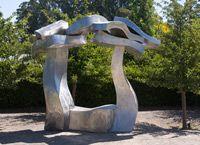 HANS VAN DE BOVENKAMP Hans Van de Bovenkamp - Sagg Portal III - Sculpturesite Gallery