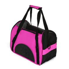 Amzdeal Pet Carrier Soft-Sided Pet Tote (Medium) * Check this awesome product by going to the link at the image.