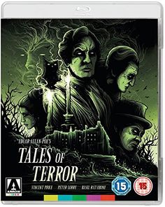 From 6.00 Tales Of Terror [ Blu-ray]