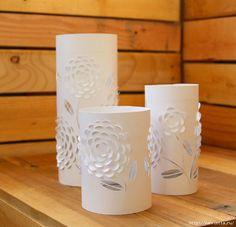 3D фонарики из бумаги. Шаблон (5) (635x612, 157Kb)