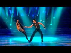 Showdance Champions doing a Showdance at Strictly Come Dancing 2009 Semi Finals