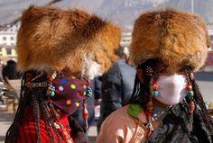 Mujeres Tibetanas