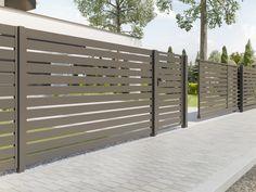 Ogrodzenia palisadowe Fence Design, Divider, Board, Room, Furniture, Home Decor, Homemade Home Decor, Rooms, Home Furnishings