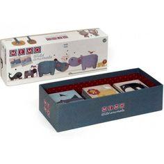 pexeso divoká zvířata | Dětské hračky pro holky i kluky | ookidoo.com