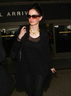 LAX Airport - August 19, 2014