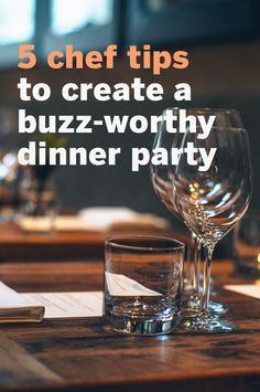 Jenny and Matt, co-founders of San Francisco's most buzzed about supper club, share their tips to enhance the guest experience at your next dinner party.