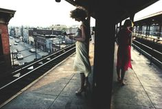 BRUCE DAVIDSON'S 'SUBWAY' BOOK [APERTURE/MAGNUM PHOTOS] | thestereotypedblog