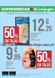 Promoções Supermercado El Corte Inglês - Antevisão Folheto 29 abril a 12 maio - http://parapoupar.com/promocoes-supermercado-el-corte-ingles-antevisao-folheto-29-abril-a-12-maio/