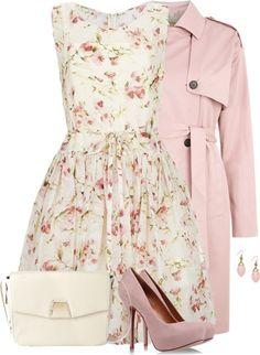 pink spring coat for valentine day bmodish