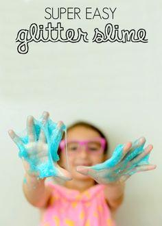 super easy glitter s