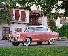 1955 AMC Nash Rambler Country Club Pink Low 3/4