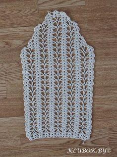 FIFIA CROCHETA blog de crochê : jaqueta de crochê estilo Chanel com gráfico