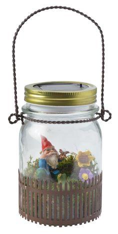 Do you know what is even better than a fairy garden? An elf garden!