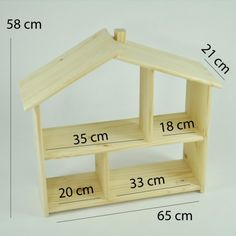 Convert centimeters to inches. Doll Furniture, Dollhouse Furniture, Kids Furniture, Wooden Dollhouse, Diy Dollhouse, Wood Projects, Woodworking Projects, Doll House Plans, Toy House