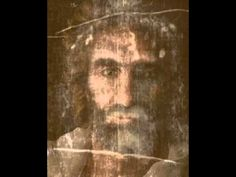 Shroud of Turin Image and Jesus Painting by Akiane Kramarik