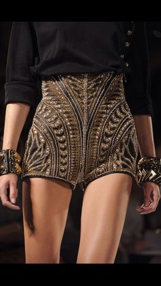 Baroque. - I never considered that Baroque could extend to Fashion as well.