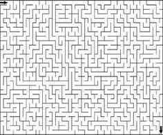Labyrinthe géant - Votre image id-1 sur UnGaVa.info
