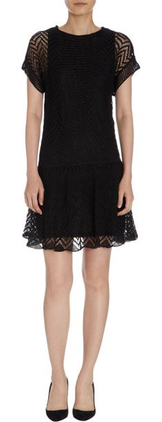 Thakoon Crochet Dress