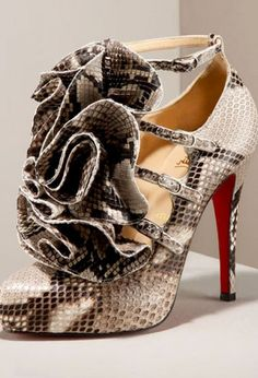 Meet The Highlight of The #Christian #Louboutin in The Color Fit You Most