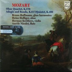 Mozart - Oboe Quartet And String Quintet 180Gr. - Yeni Plaklar - Audioavm http://www.audioavm.com/Mozart-Oboe-Quartet-And-String-Quintet-180Gr,PR-3151.html