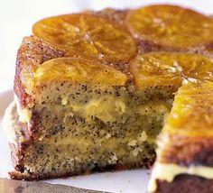 Tom's orange & poppyseed cake