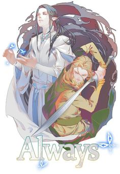 Ecthelion and Glorfindel