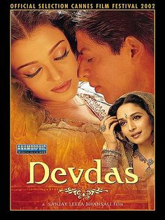 Devdas is super romantic and a little dramatic but it has Ashwarya Rai! It's about childhood friend/lovers and their trials. The parents initially support them but then scheming women get involved.