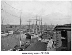 Find the perfect liverpool docks century stock photo. Huge collection, amazing choice, million high quality, affordable RF and RM images. Liverpool Waterfront, Liverpool Docks, Liverpool England, Cardiff Bay, Maritime Museum, Herzog, Bond Street, Tall Ships, Vintage Photographs