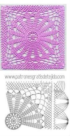 granny crochet pattern
