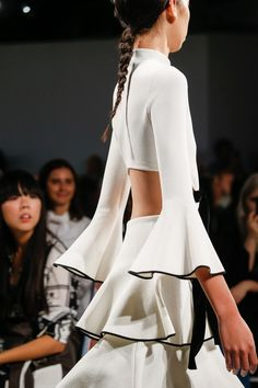 Proenza Schouler - Spring/Summer 2016 Ready-To-Wear - NYFW (Vogue.co.uk)