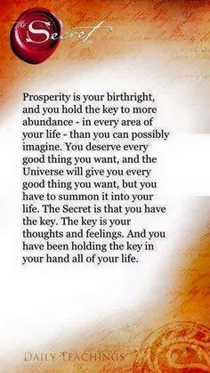 #theSecret #Abundance