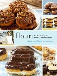 Flour cookbook by Joanne Chang owner of a Boston bakery