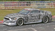 Ford Mustang SVT Nurburgring 2