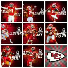 2014 Pro Bowl→Kansas City Chiefs!
