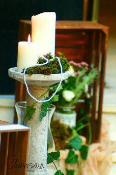 #weddingdecoration #charismadecoration #candles