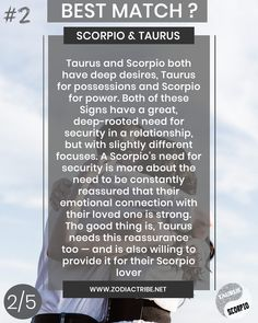 A relationship compatibility test may be one of the best ways to help you determine whether someone is right for you. When a relationship dissolves, one Taurus And Scorpio Relationship, Capricorn Relationships, Virgo And Taurus, Relationship Compatibility, Scorpio Love, Zodiac Signs Scorpio, Taurus Woman, Happy Relationships, Scorpio Quotes